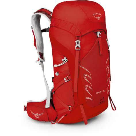 Osprey Herren Wanderrucksack Talon 33 5-431-3-1 S/M Martian Red | S/M