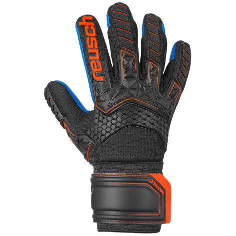 Reusch Kinder Torwarthandschuhe Attrakt Freegel S1 Junior 5072239
