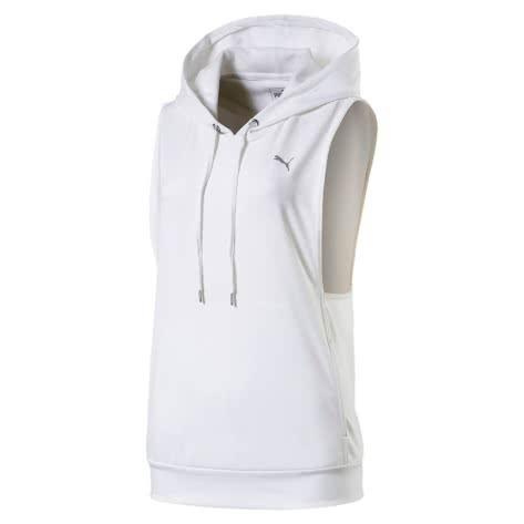 Puma Damen Trainingsshirt CLASH Vest 516397-04 L Puma White   L
