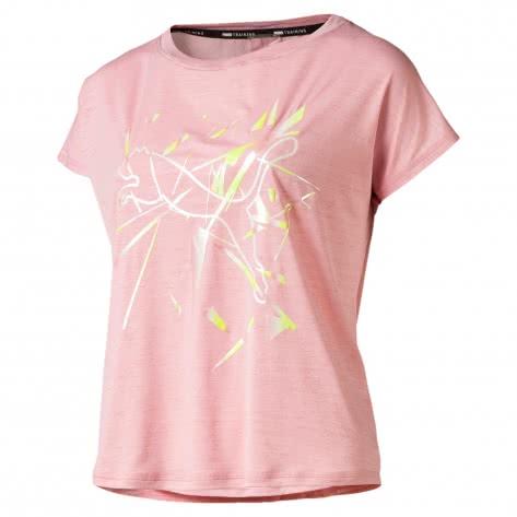 Puma Damen T-Shirt SHIFT Versatile Tee 518237
