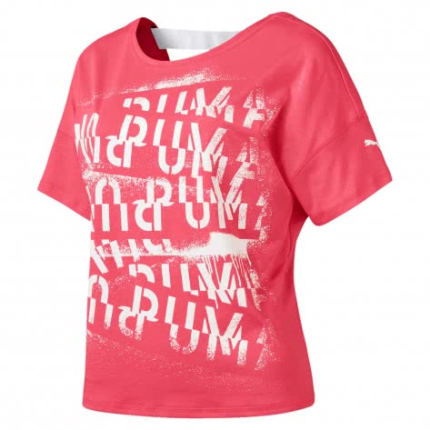Puma Damen Trainingsshirt HIT Feel It 518319