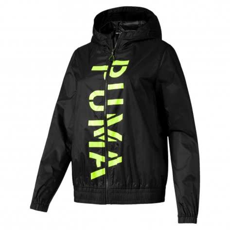 Puma Damen Windbreaker Be Bold Graphic Woven Jacket 518320