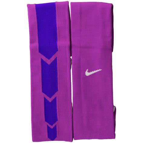 Nike Stutzen Team Stadium II OTC Sock 803326-550 30-34 Bold Berry/Court Purple/White | 30-34