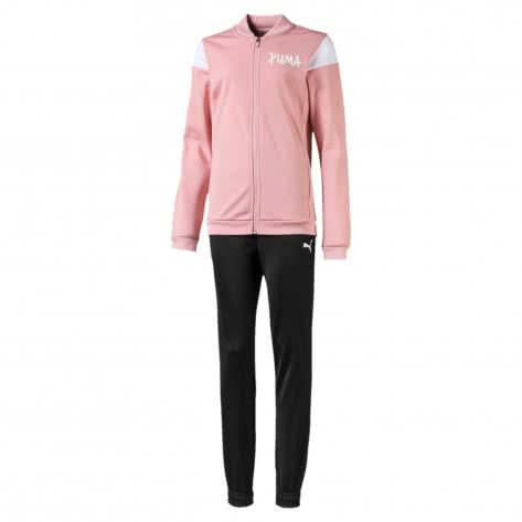 Puma Mädchen Trainingsanzug Poly Suit G 580200