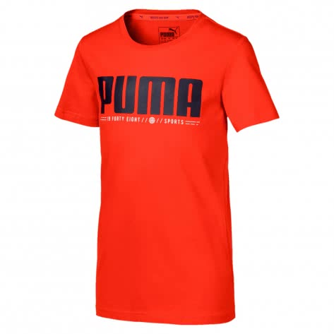 Puma Jungen T-Shirt Active Sports Graphic Tee B 580247