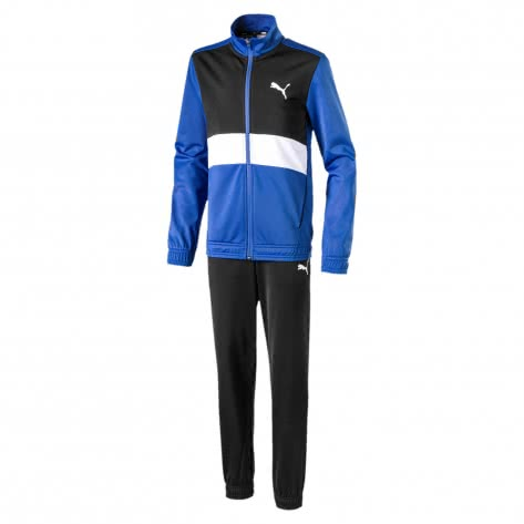 Puma Jungen Trainingsanzug Poly Suit cl B 580312
