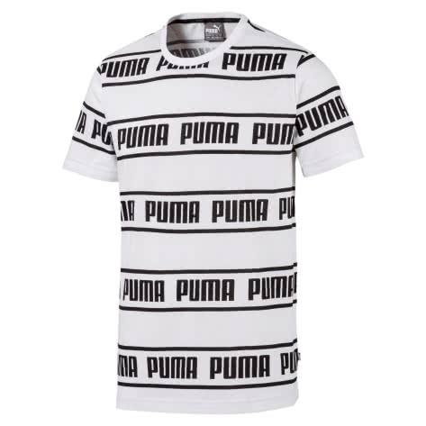 brand new 68b4b ae15d Puma Herren T-Shirt Amplified Tee 580427 | cortexpower.de