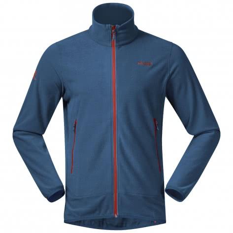 Bergans Herren Fleecejacke Lovund Fleece Jacket 5872