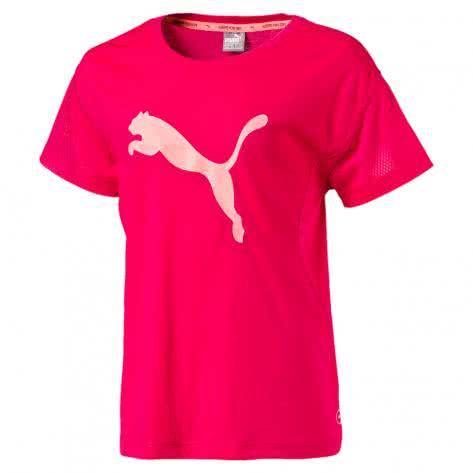 Puma Mädchen T-Shirt Softsport Graphic Layer Tee 592655 LOVE POTION Größe 128,140,152,164,176