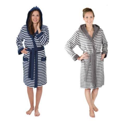 WeWo fashion Damen Bademantel 6016