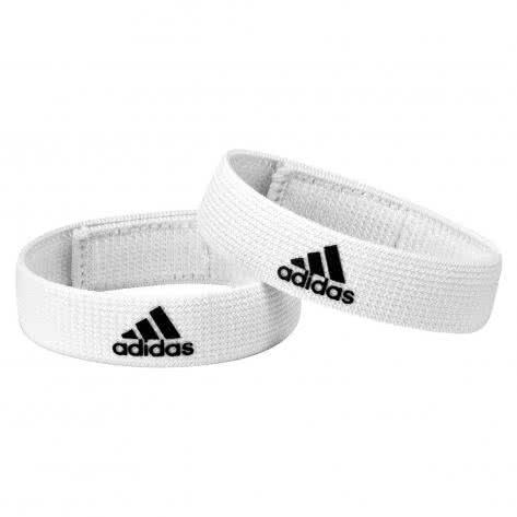 adidas Sock Holder Stutzenhalter:604432 Weiss