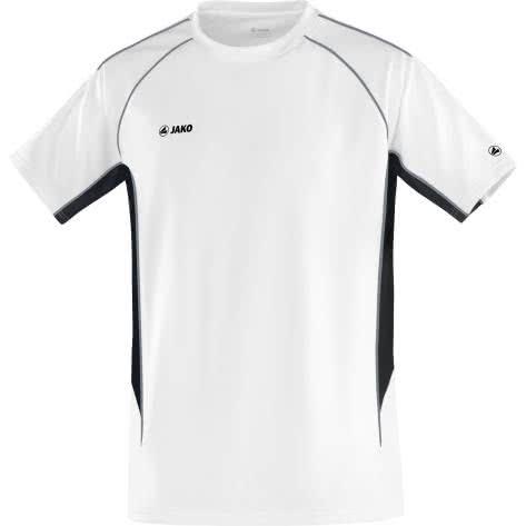 Jako T-Shirt Attack 2.0 6172 Weiß Schwarz Größe 116,128,152,S,XXXXL