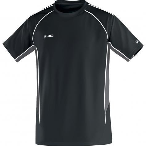 Jako T-Shirt Attack 2.0 6172 Schwarz Grau Größe 128,152