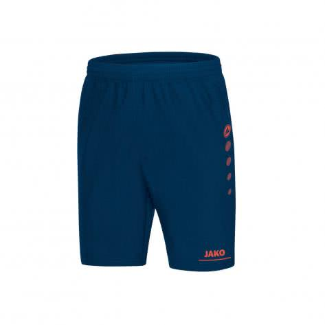 Jako Kinder Short Striker 6216-18 152 Nightblue/Flame | 152