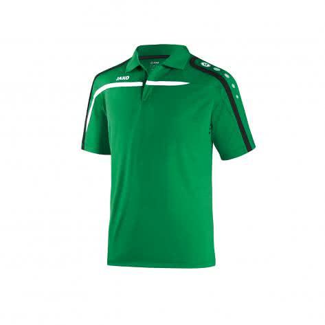 Jako Poloshirt Performance 6397 Sportgrün Weiß Schwarz Größe 140,152,164,34 36,38 40,42 44,L,S,XL,XXL,XXXL,XXXXL