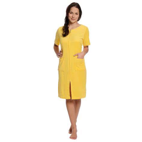 WeWo fashion Damen Badekleid 6429 gelb 36/38 Gelb   36/38