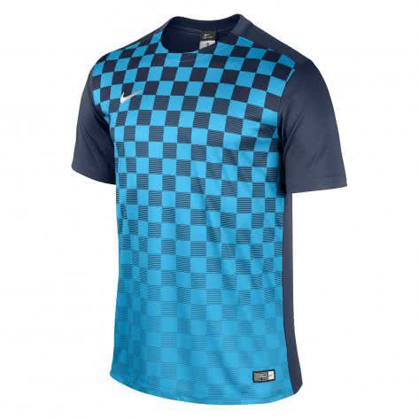 Nike Kinder Trikot Precision III 645918 Midnight Navy Laser Blue White Größe 128 137,137 147