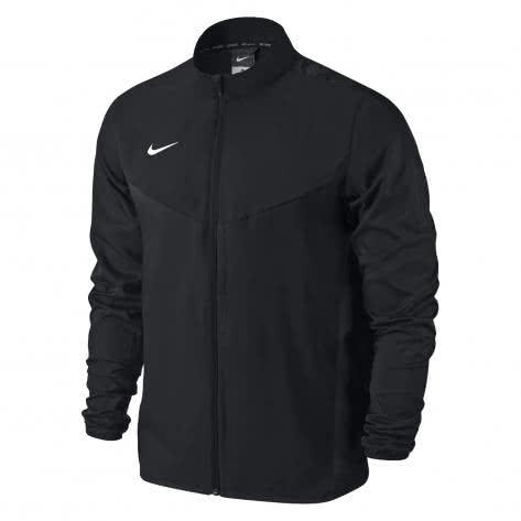 Nike Kinder Trainingsjacke Team Performance Shield Jacket 645904 Black White Größe 122 128