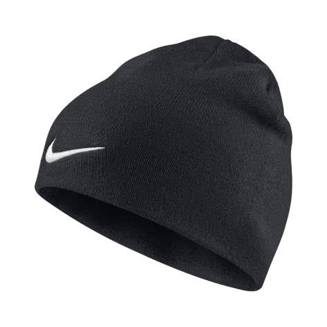 Nike Mütze Team Performance Beanie 646406 Black White Größe One size