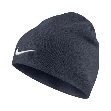 Nike Mütze Team Performance Beanie 646406 Obsidian White Größe One size