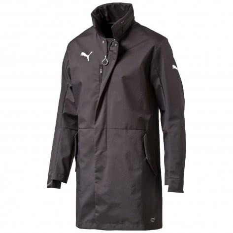 Puma Herren Jacke Coach Jacket 653810-03 M Black-Black   M