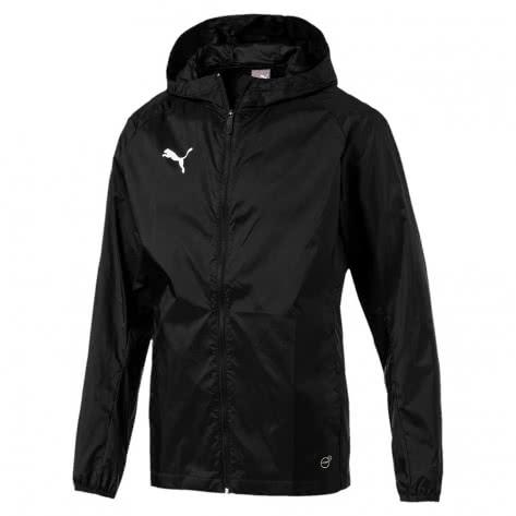 Puma Herren Regenjacke Liga Training Rain Jacket Core 655304