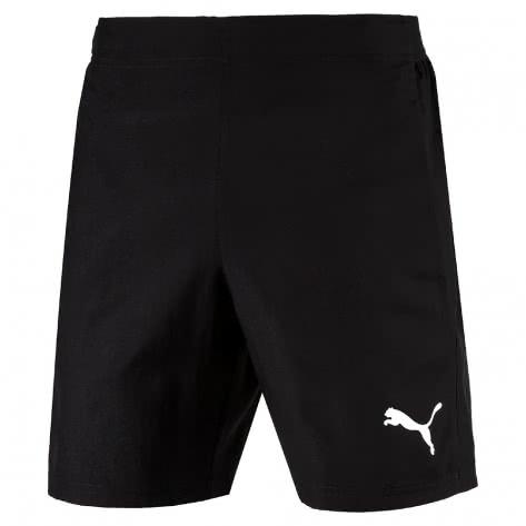 Puma Herren Short Liga Sideline Woven Shorts 655318