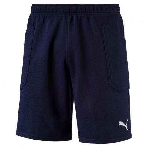 Puma Herren Short Liga Casuals Shorts 655605