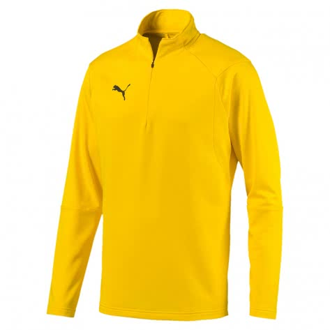 Puma Herren Trainingstop Liga Training 1/4 Zip Top 655606