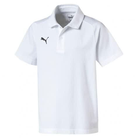 Puma Kinder Poloshirts Liga Casuals Polo Jr 655633