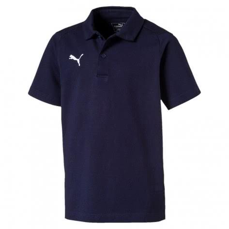 Puma Kinder Poloshirts Liga Casuals Polo Jr 655633