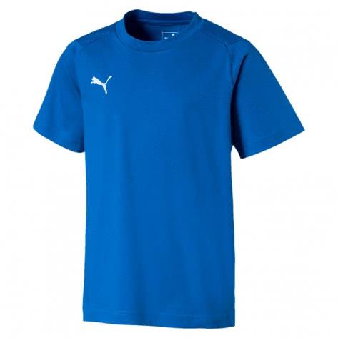 Puma Kinder T-Shirt Liga Casuals Tee Jr 655634
