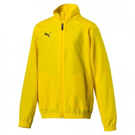 Puma Kinder Trainingsjacke Liga Sideline Jacket Jr 655668