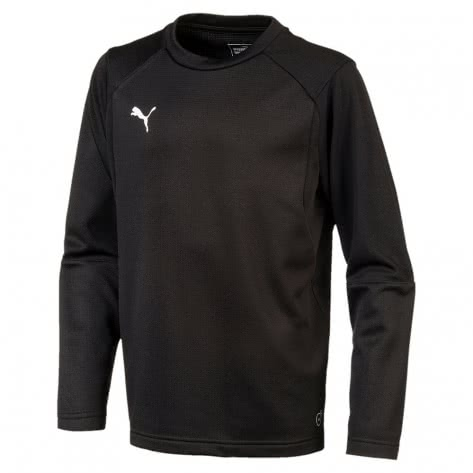 Puma Kinder Sweatshirt Liga Training Sweat Jr 655670