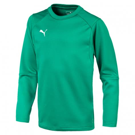 Puma Kinder Sweatshirt Liga Training Sweat Jr 655670