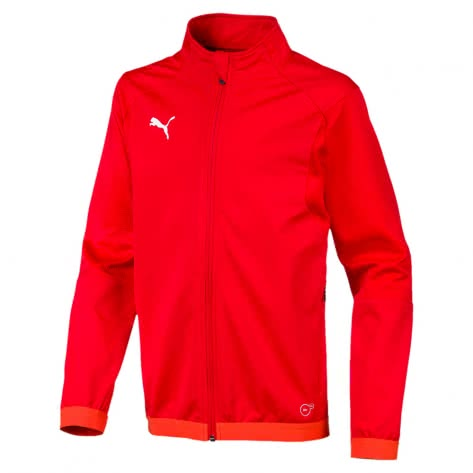 Puma Kinder Trainingsjacke Liga Training Jacket Jr 655688