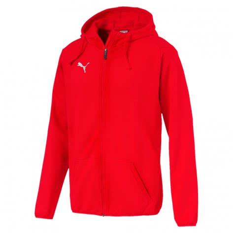 Puma Herren Sweatjacke Liga Casuals Hoody Jacket 655771