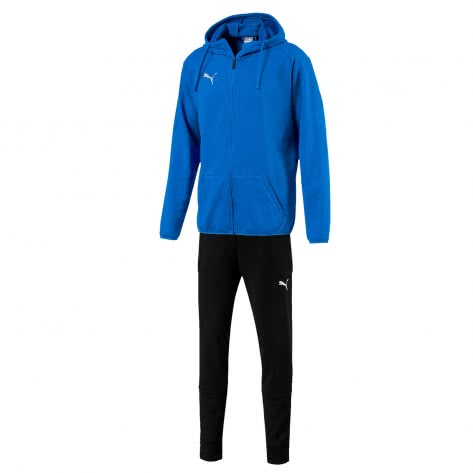 Puma Kinder Sweatanzug Liga Casuals Sweat Suit 655938+655635