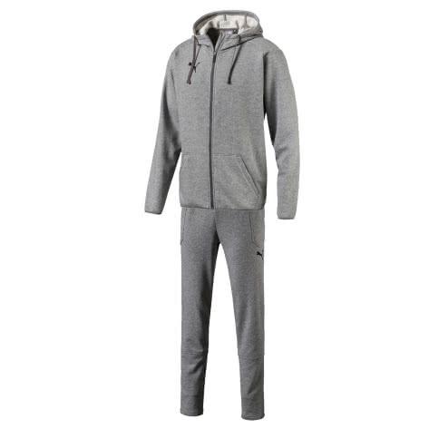 Puma Kinder Sweatanzug Liga Casuals Sweat Suit 655938+655635