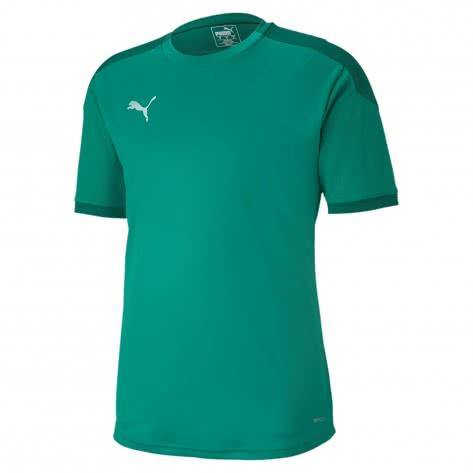 Puma Herren Trainingsshirt teamFINAL 21 Training Jersey 656481