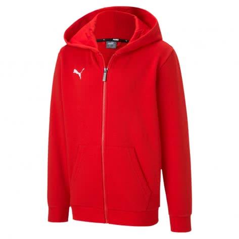 Puma Kinder Sweatjacke teamGOAL 23 Casuals Hooded Jacket Jr 656714