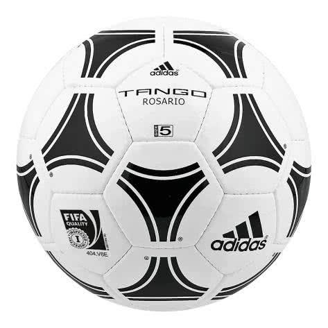 adidas Fussball TANGO ROSARIO 656927 4 white/black/black | 4