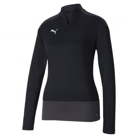 Puma Damen Trainingstop teamGOAL 23 Training 1/4 Zip Top W 656937