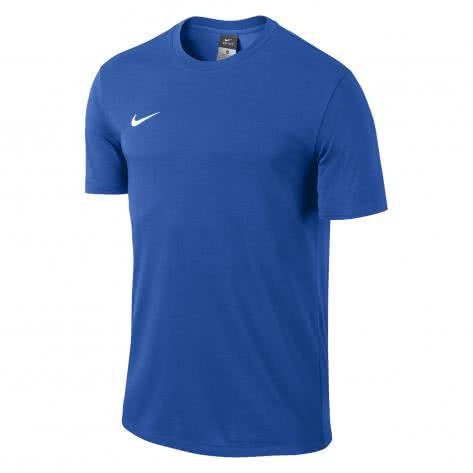 Nike Kinder T-Shirt Team Club Blend Tee 658494 Royal Blue White Größe 128 137,137 147,147 158,158 170