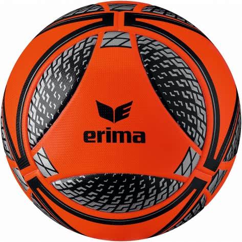 erima Fussball Senzor Match Fluo 7192002 5 Fiery Coral/Schwarz | 5