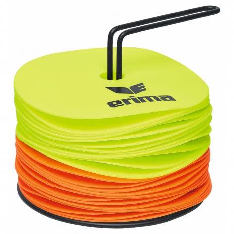 erima Markierungsscheiben Set 7200711 Neon Gelb/Orange | One size