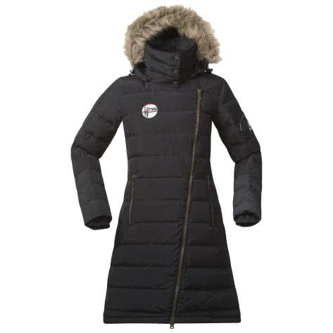 Bergans Damen Daunenmantel Bodø Down Lady Coat 7500-1023 M Black | M