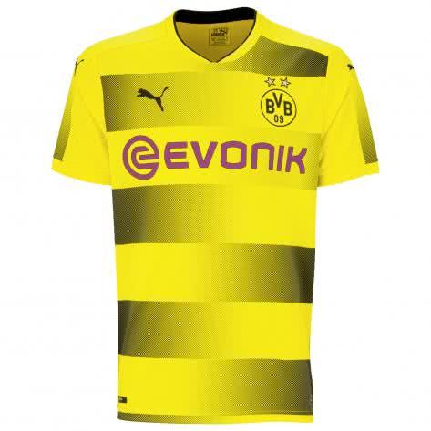 Puma Herren BVB Borussia Dortmund Home Trikot 2017/18 751670