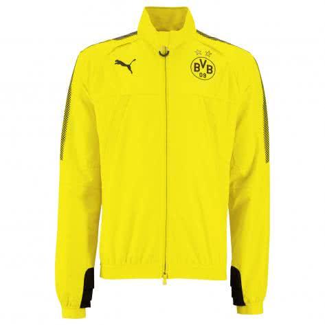 Puma Herren Einlaufjacke BVB Stadium Jacket Vent Thermo-R 751759