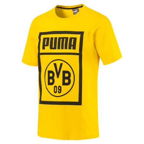 Puma Herren T-Shirt Borussia Dortmund BVB Shoe ...